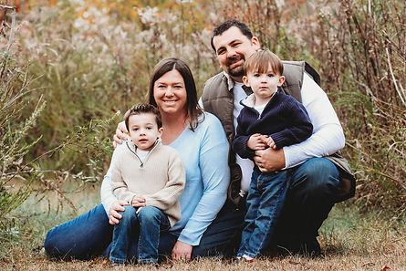 John Braun and Family