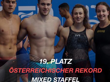 EM: Tag 3 + 4: Semifinale für Reitshammer und Ö-Rekord für Staffel