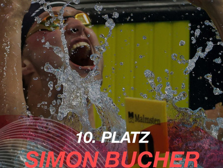 EM: Tage 5 bis 7: Olympialimit und Ö-Rekord für Simon Bucher !