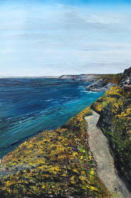 St Agnes Coast Path