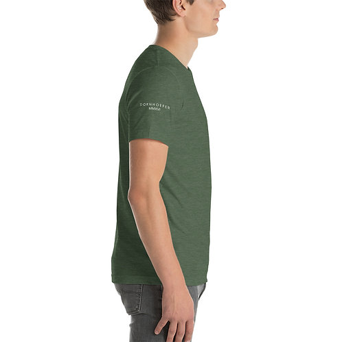 Solid Forest Green T-Shirt