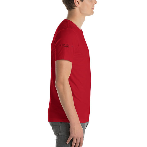 Solid Red T-Shirt