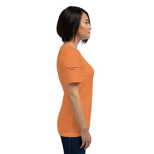 Solid Burnt Orange T-Shirt