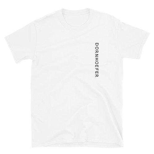 VERTICAL DORNHOEFER T-SHIRT WHITE