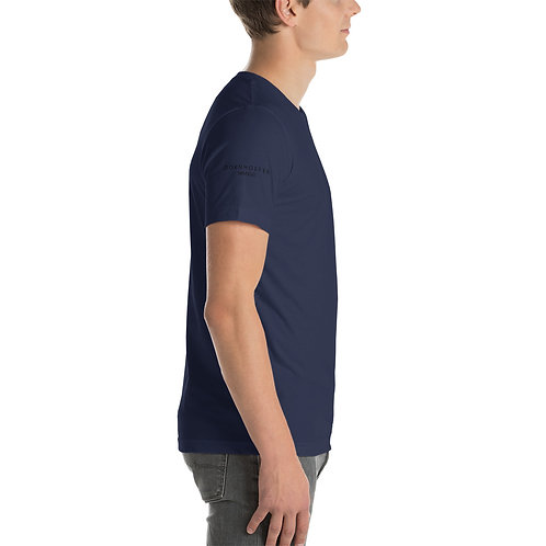 Solid Navy T-Shirt