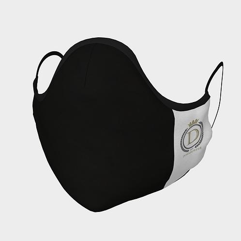 Dornhoefer Logo Face Covering in Black