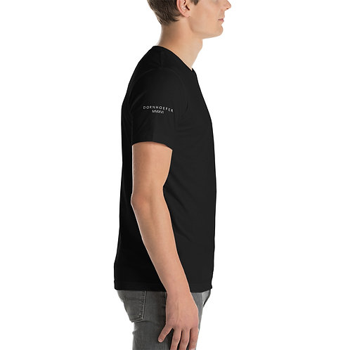 Solid Black T-Shirt