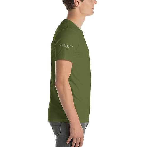 Solid Olive Green T-Shirt