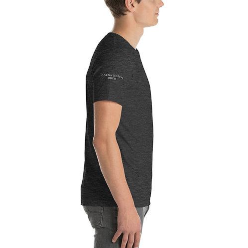 Solid Dark Grey T-Shirt