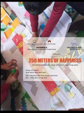 Crosswalk - 250 meters of Happiness
