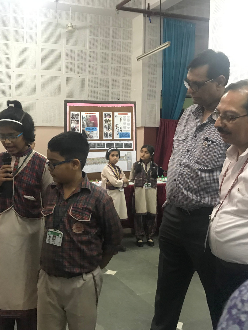 Public Exhibition for School Management