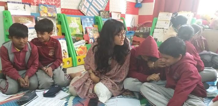 Naina Agarwal, Urban Planner