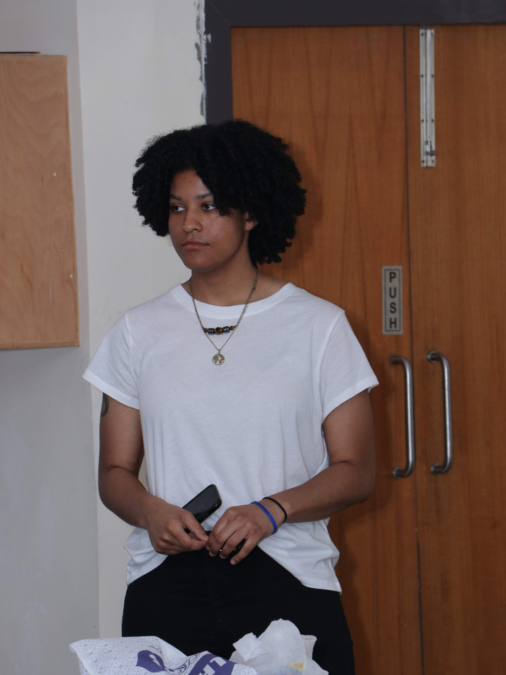Bobbi Angelica Morris, Student- Urban Planning, UVA