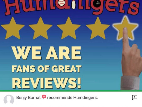 HUMDINGERS REVIEW