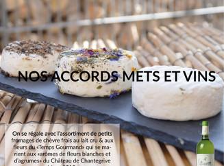 """Nos accords """"SO Cheese"""" de Février"""