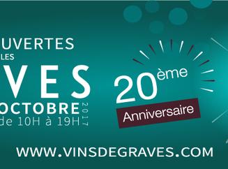 Journées Portes Ouvertes au Château de Chantegrive les 21 & 22 Octobre 2017