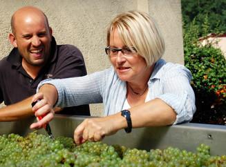 Marie-Hélène Lévêque élue meilleure vigneronne de l'année par le Guide Hachette des vins 2018