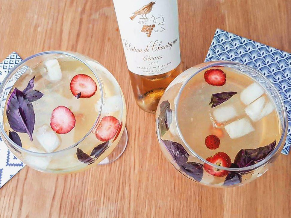 cocktail liquoreux