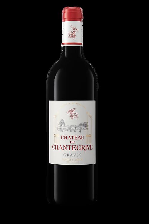 Château de Chantegrive Rouge - 2012