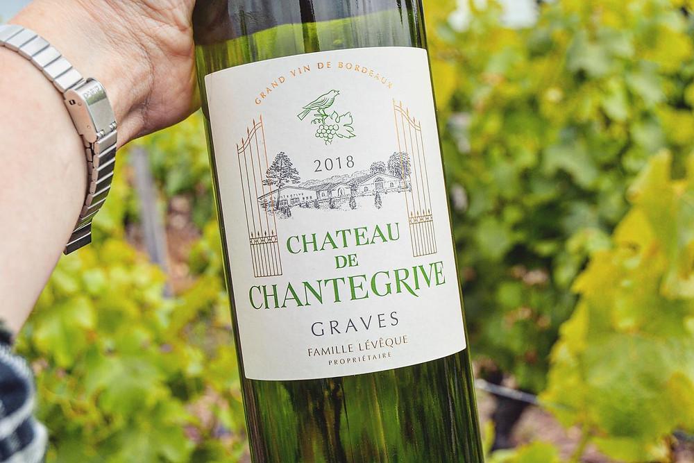 Château de Chantegrive Graves blanc 2018