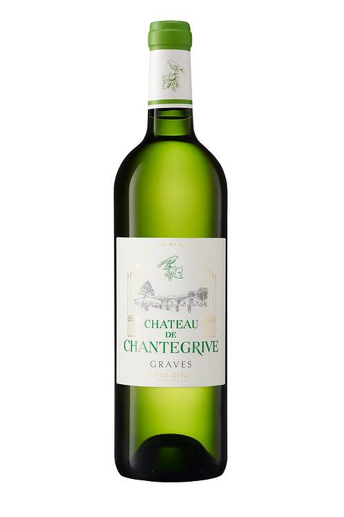 Château de Chantegrive Blanc - 2018