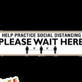 STOP VIRUS - SOCIAL DISTANCE