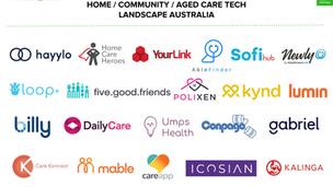 Landscape Snapshot: Aged / Home / Community Care Tech Australia