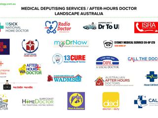 Landscape Snapshot: Medical Deputising Services Australia