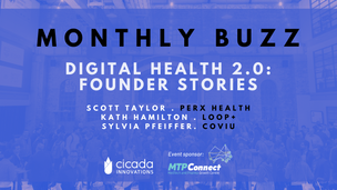 💡 Event: Digital Health 2.0 Founder Stories 👨‍💻