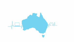Australia as a global digital health hub