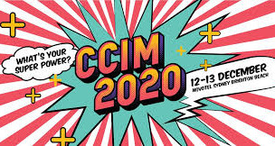 👩🏻‍⚕️ Event: CCIM 2020: What's your super power? 🦸