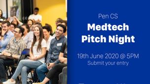 Medtech Pitch Night by Pen CS