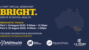 💡Event: BRIGHT - Ideate in Digital Health 🔆