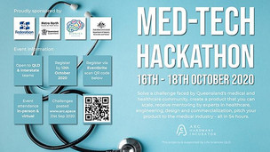 ⏲️ Event: Med-Tech Hackathon 💻