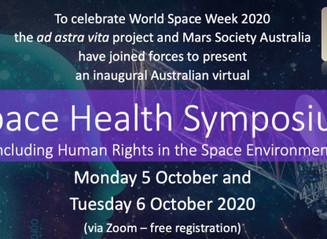 🌌 Event: Space Health Symposium 🚀