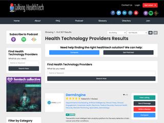 💻 Top 3: Australian Healthtech Directories 🚀