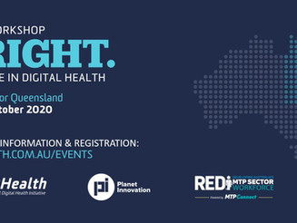 👨‍🏫 Event: BRIGHT - Innovate in Digital Health QLD 💡
