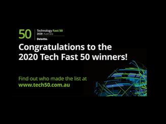 👩💻 Deloitte Technology Fast 50 2020 🏎️💨