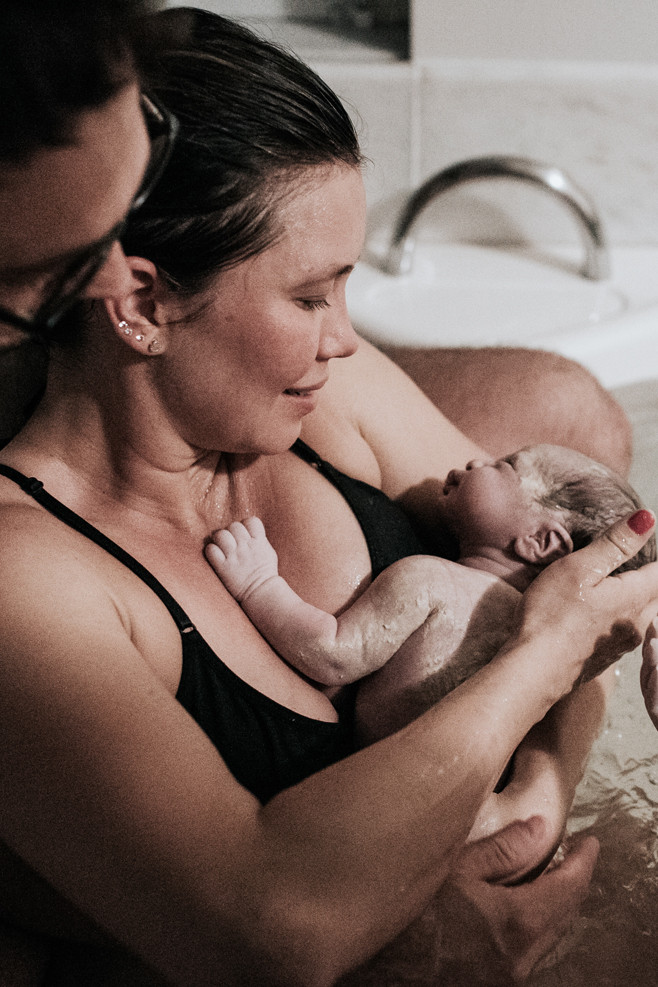 Fotografia do Nascimento - Parto - Babus