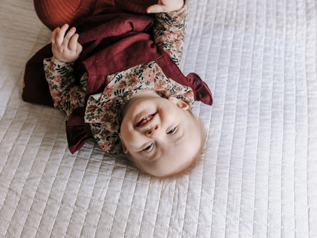 [Acompanhamento] Ana 9 meses - Babuska Fotografia