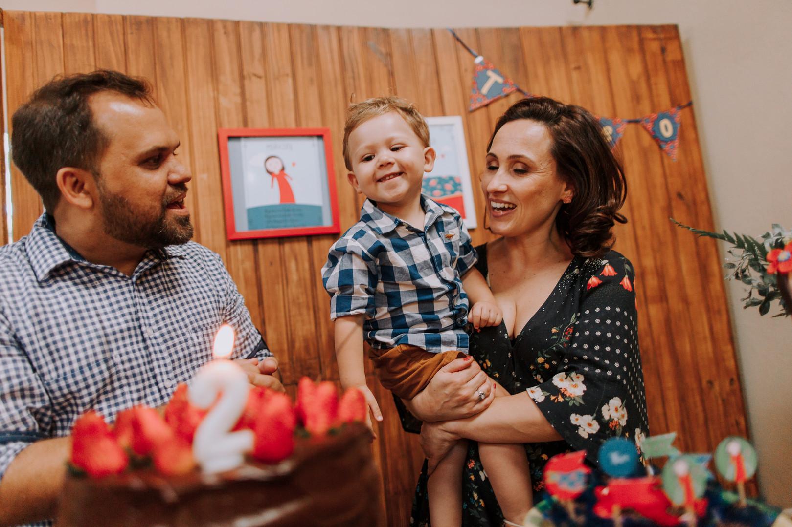 Festinha de aniversário - Fotografia e Vídeo - Babuska