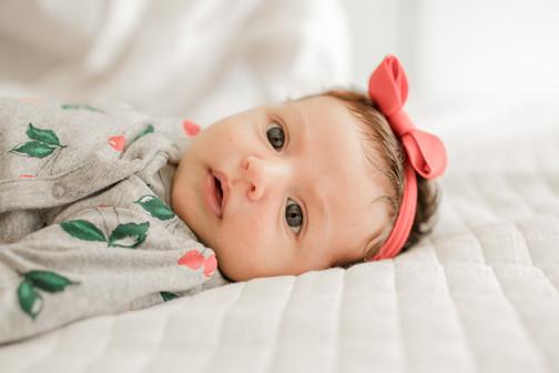 ensaio recém-nascido lifestyle em casa