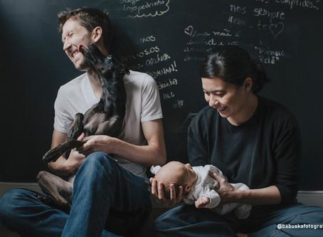 6 tendências nos ensaios fotográficos de família