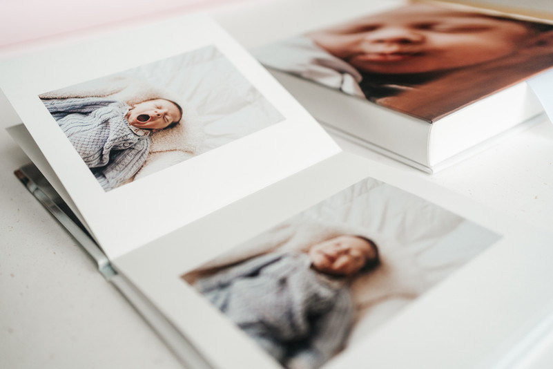 Album Fotográfico Basic - Babuska Fotogr