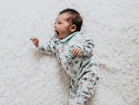 5 motivos para fazer o ensaio do bebê em casa
