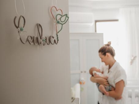 [Bebê] Cecília 3 meses - Babuska Fotografia