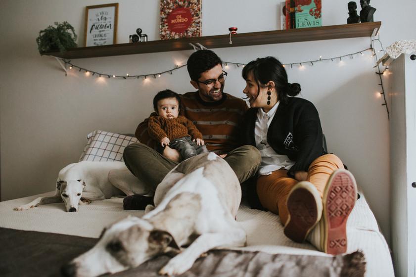 Ensaio bebê recém-nascido em casa - Babuska Fotografia e Filme
