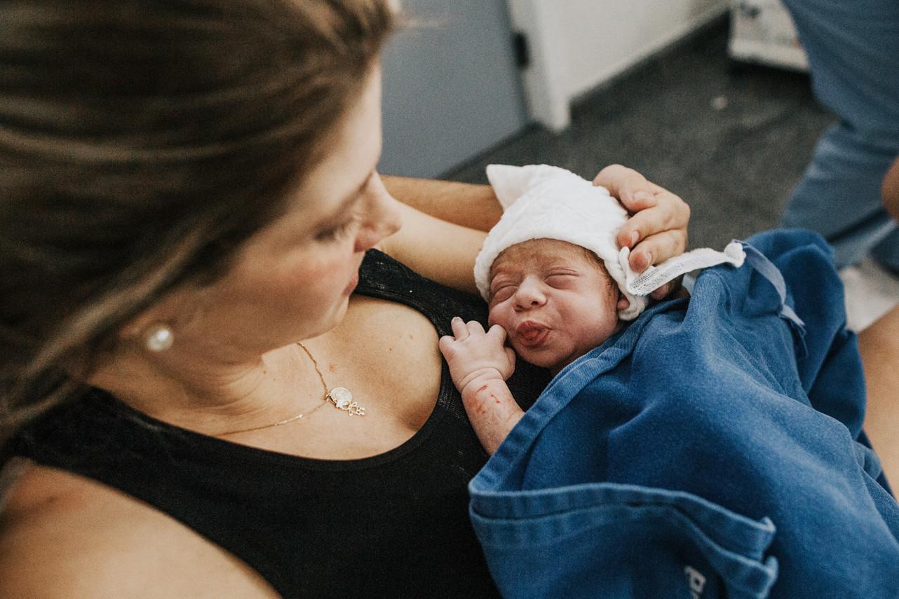 Fotografia do Parto - Nascimento - Babus