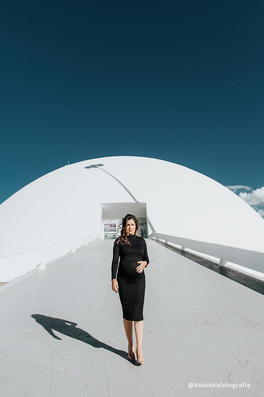 Ensaio grávida em Brasília