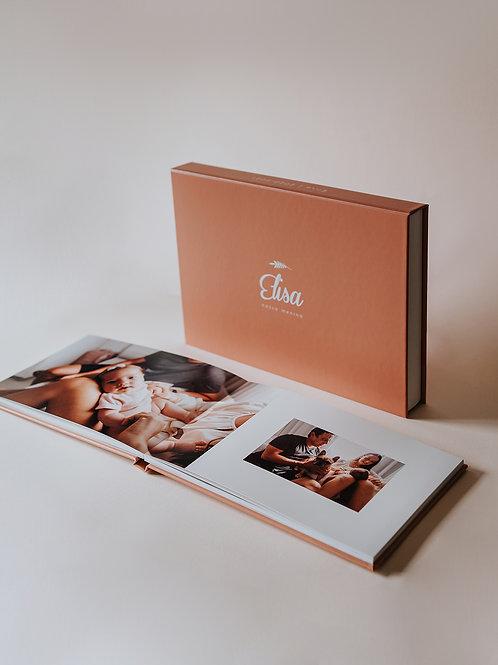 Álbum Basic 30x20cm + Estojo de Proteção
